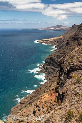 Bergwelt und Küste